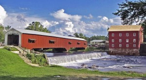 Historic Bridgeton Mill