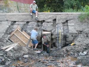 Big Dam Job